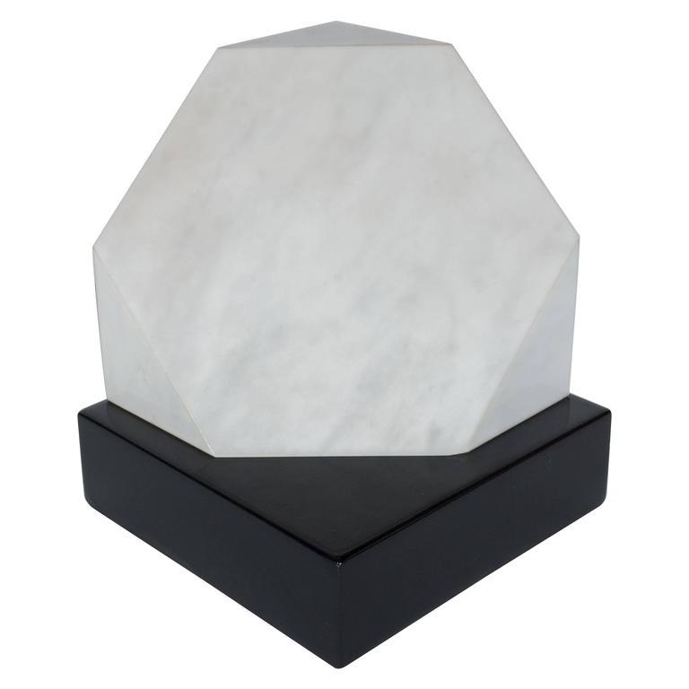 Max Bill Mid-Century Modernist Marble Sculpture